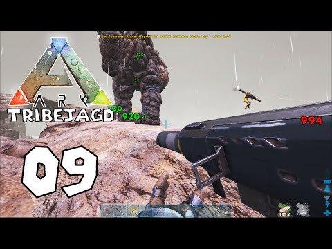 Wir raiden Kay und sein Team Rocket! | #09 Tribejagd Server | ARK PvP