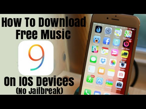 How To Download Free Music On iPhone (No Jailbreak)