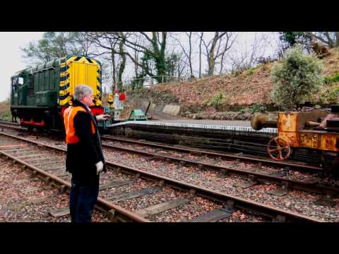 (4k) What are we doing ? Somerset and Dorset Railway 2017