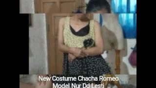 Liputan vj new costume chacha romeo