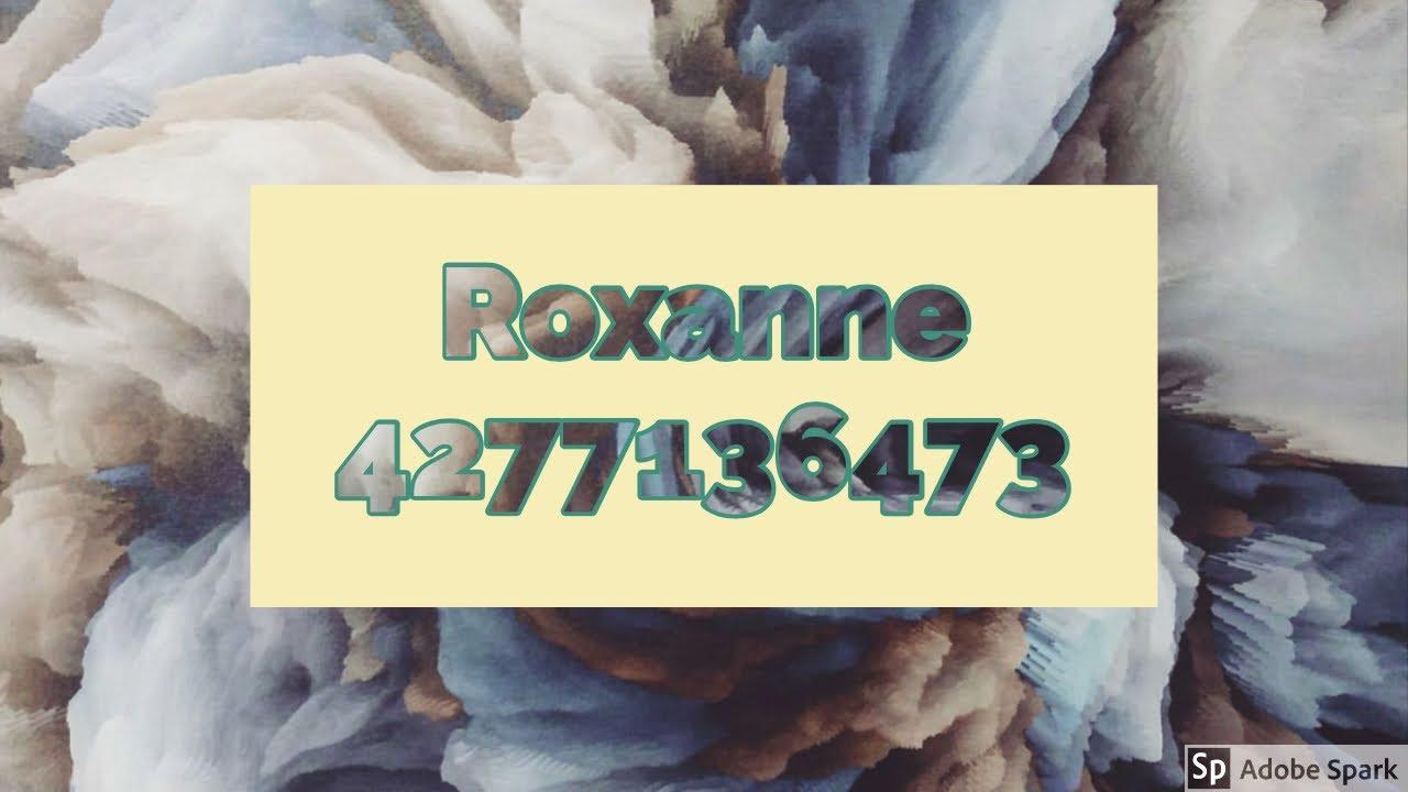 POPULAR music ID codes *2020* *ROBLOX* - YouTube