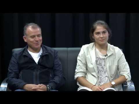 Dakika 35 Programı 2. Bölüm (Ege Üniversitesi TV)