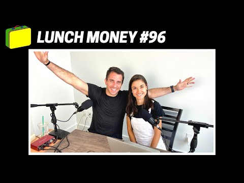 Lunch Money #96: Jobless claims, UK Recession, Facebook, Uber & Lyft, AMC, & The Rock