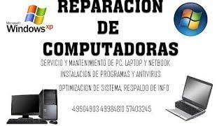 Como reparar windows installer