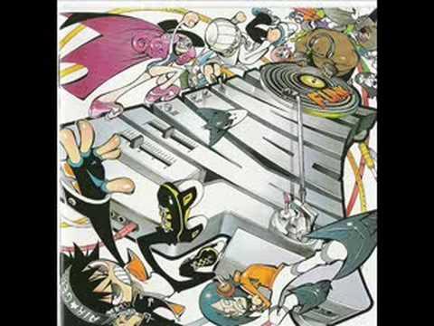 Air Gear OST  03  Love Sensation