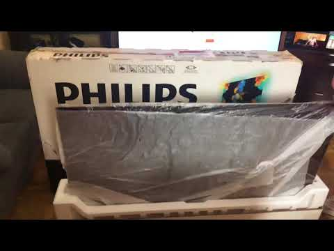 UNBOXING PHILIPS 55POS9002 , ¡¡ EL OLED CON AMBILIGHT !!