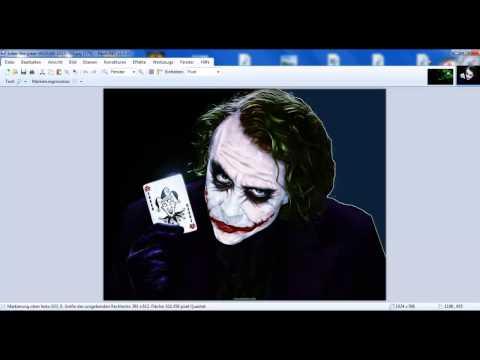 Tutorial - Profilbild selber machen Bilder zusammen fügen (HD)