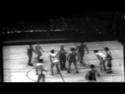 Hooping It Up: 1945 WWII Army Newsreel St John