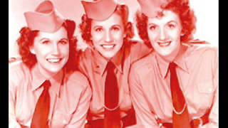 The Andrews Sisters - The Merry Christmas Polka 1950 with Guy Lombardo