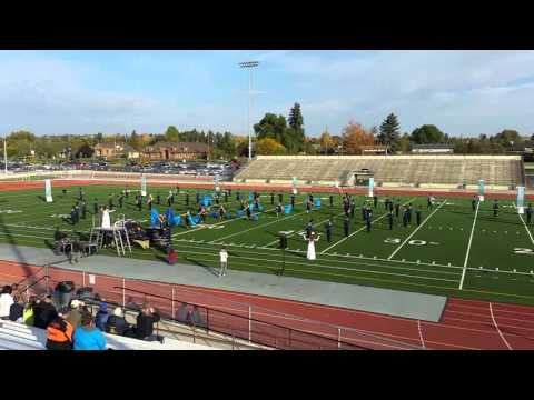 Naches Valley High School Marching Band