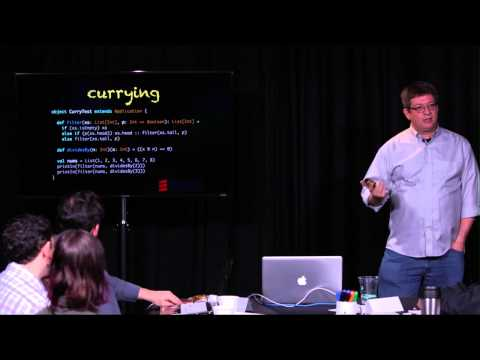 Functional Thinking: Functional Programming using Java, Clojure and Scala - Functions
