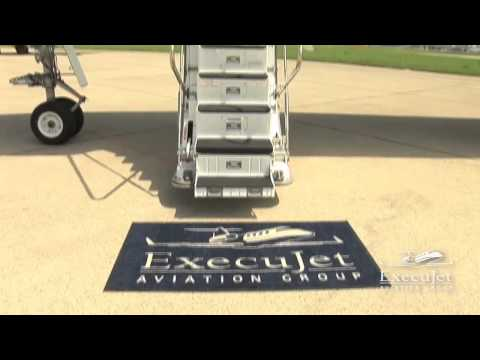 Bombardier Global Express Featured By ExecuJet Aviation Group