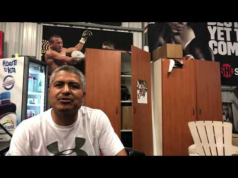 Roberts Garcia breakdowns GGG's next fight