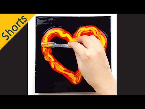 Download Burning Love _ Swipe Technique _ #Shorts _ Designer Gemma77