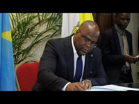 Dr Congo Inclusive Political Agreement Finally Adopted And Signed