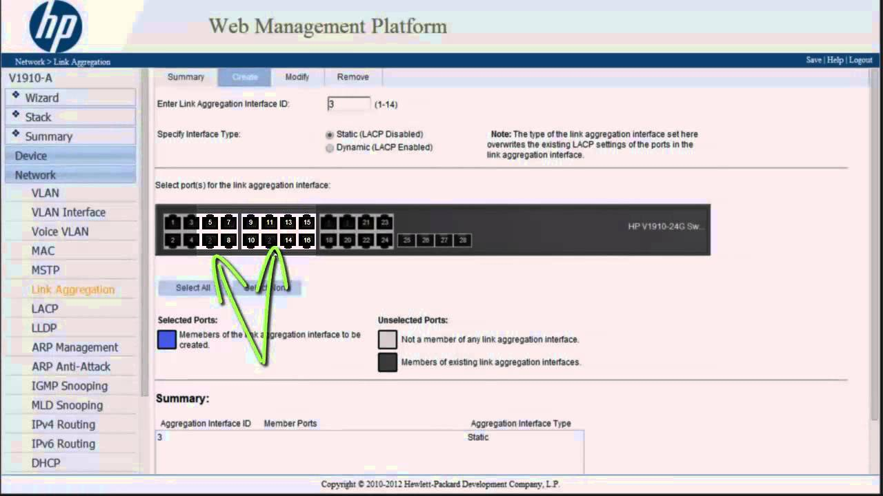 Creating a Link Aggregation Group with vSphere 5 5 and LACP