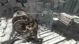 Rise of the Tomb Raider - Vallon Maudit