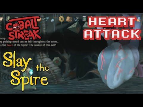 Slay The Spire! #28 - Heart Attack - Cobalt Streak
