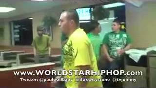 Whataburger Fight