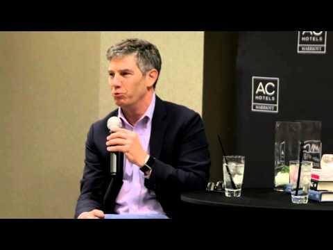 Startup Grind Chicago hosts Daniel Klaussen (Marriott)