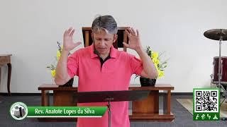 Perdoai-vos uns aos outros - Cl 3.13 (parte final)  21/03/2021 - Rev. Anatote Lopes