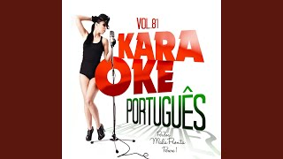Malandragem da um Tempo 1 (No Estilo de Barao Vermelho) (Karaoke Version)
