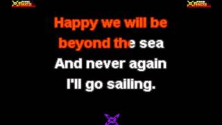 BEYOND THE SEA (karaoke)