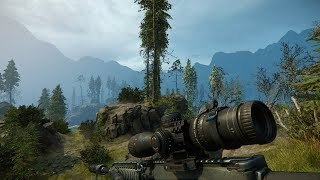Awesome Sniper Stealth Gameplay Part 2 from FPS Game Sniper Ghost Warrior 3