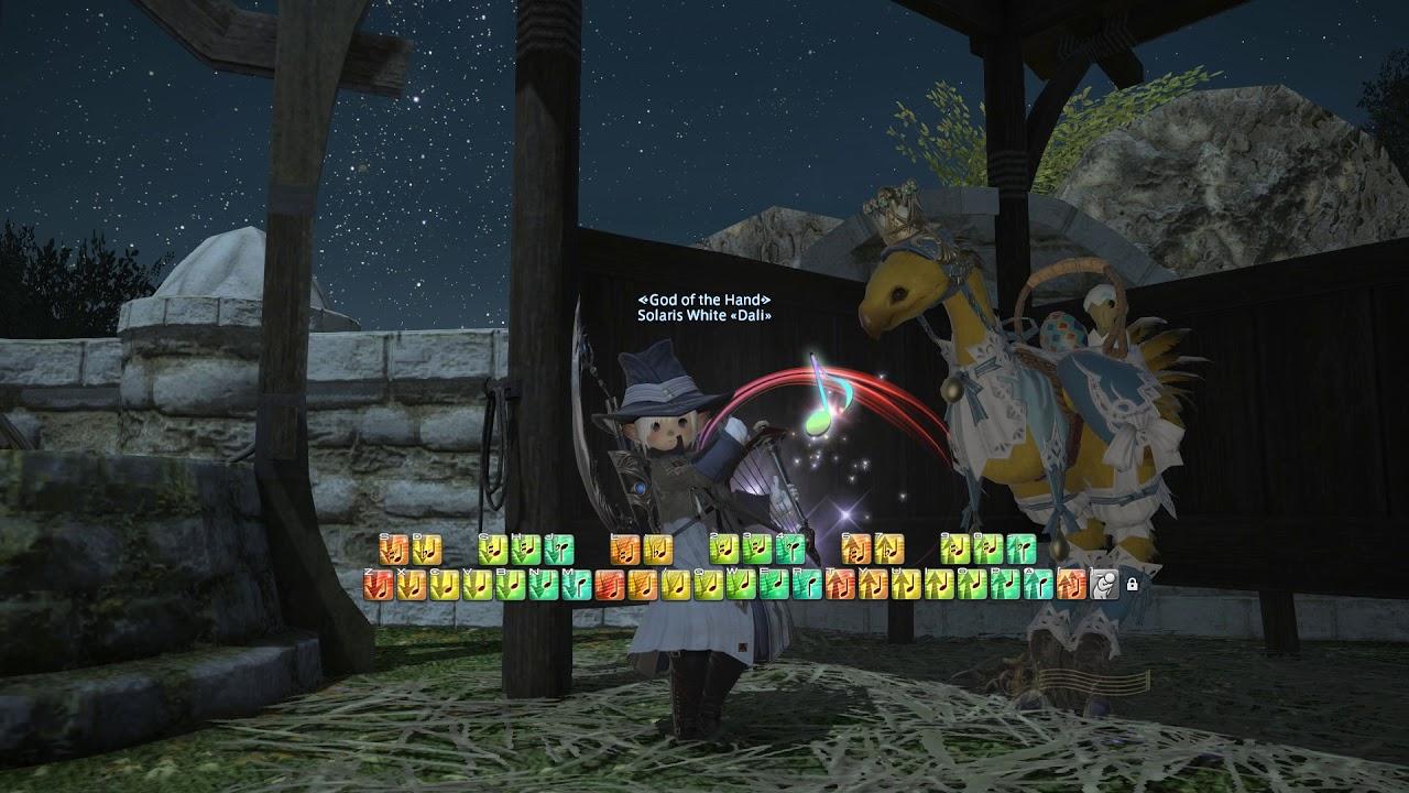 Final Fantasy XIV Bards Are Making Beautiful Music