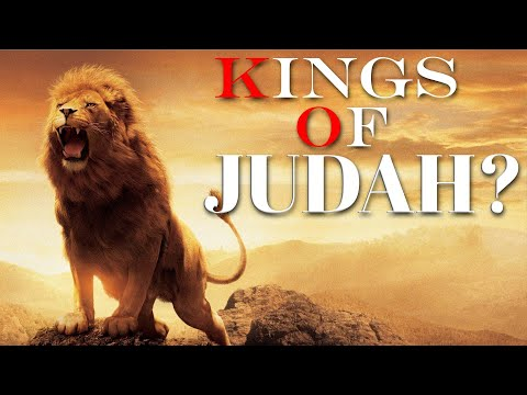 WHERE Are The Kings Of JUDAH Today!?
