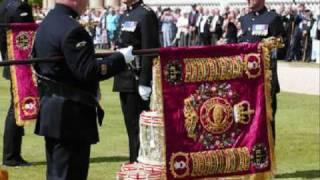 Royal Tank Regiment (Quick March)