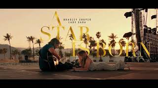 A star is born - Lady Gaga - Bradley Cooper Shallow 1 Hour (Clear song) No voice audience