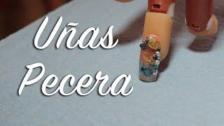 Uñas pecera (acuario) - Diseños de uñas