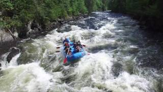 Kennebec River Rafting- Crab Apple Whitewater