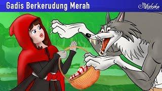 Gadis Berkerudung Merah | Kartun Anak Anak | Cerita Bahasa Indonesia Cerita Anak Anak