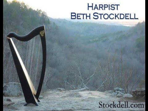 A Gaelic Lass by Harpist Beth Stockdell