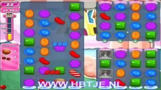 Candy Crush Saga level 276 to 290