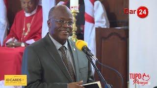 Video Rais Magufuli amzungumzia NABII TITO akihutubia Kanisani download MP3, 3GP, MP4, WEBM, AVI, FLV Mei 2018