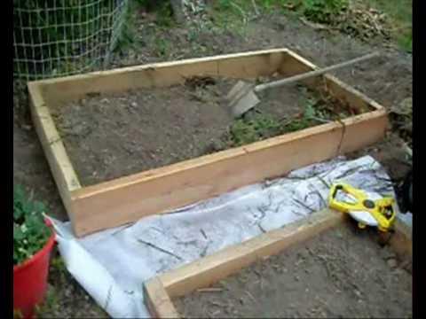 Mon Jardin Brf En Cadre Mai 2010 Wmv Youtube
