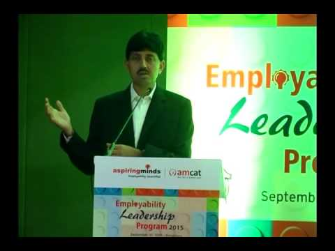 ELP, Bangalore - Speakers Session Part2 - Interview tips for freshers to get their dream jobs