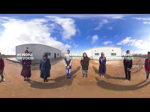 سبع قصص في سبع سنوات من مخيم الزعتري  - 14:22-2018 / 3 / 15