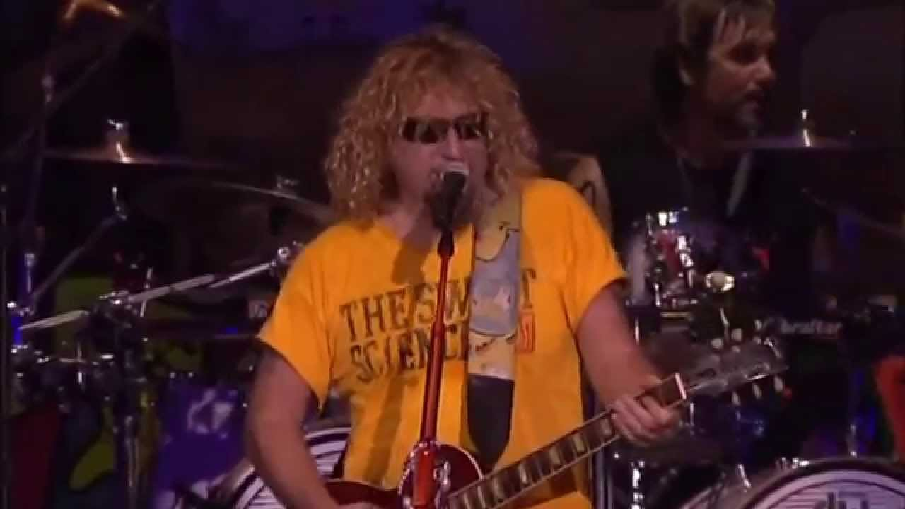 sammy hagar the wabos finish what ya started from livin 39 it up live in st louis youtube. Black Bedroom Furniture Sets. Home Design Ideas