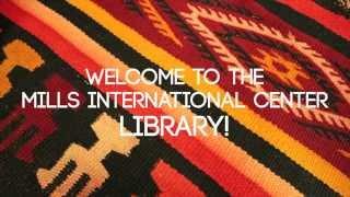 Mills International Center Library