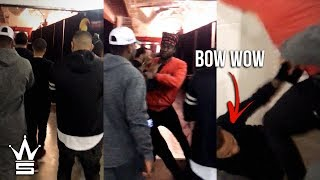 Bow Wow Punched For Talking Sh*t About Future! (WSHH Exclusive Footage)