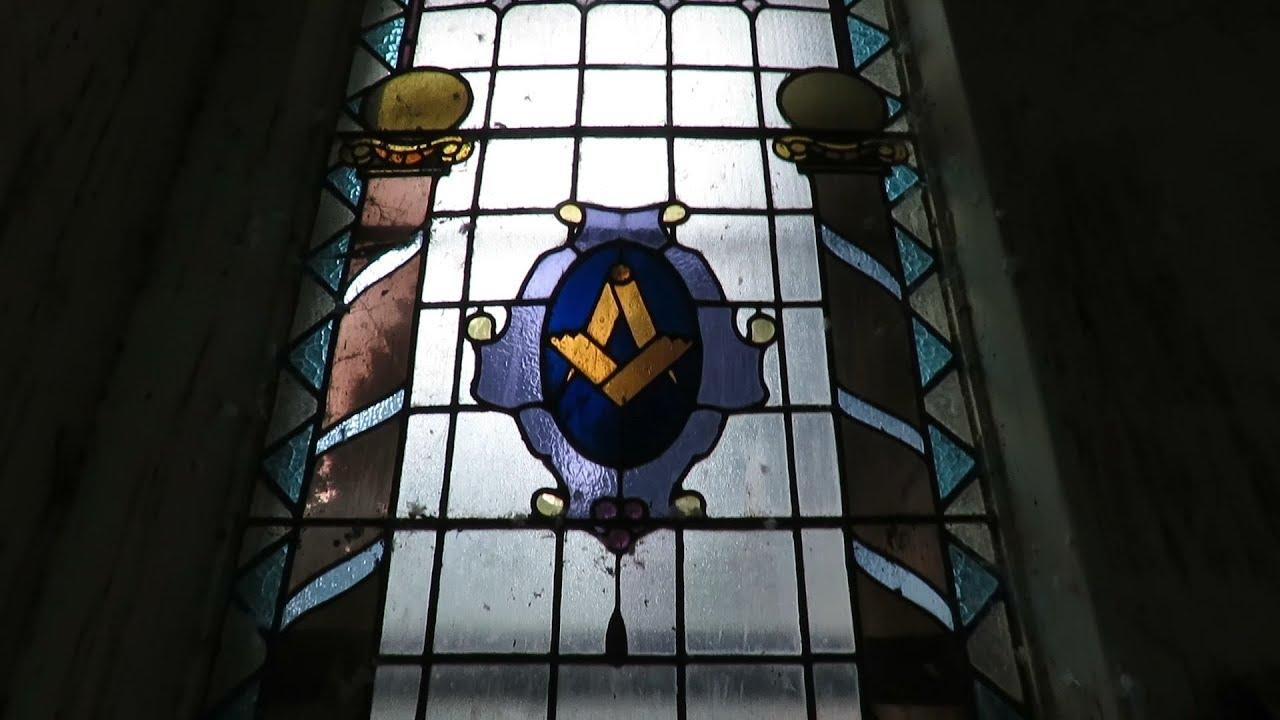 Abandoned: Morton Ray Masonic Temple *FOUND SECRET ROOM!*
