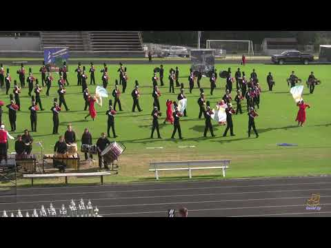 Atkins High School Marching Band 9/29/2018
