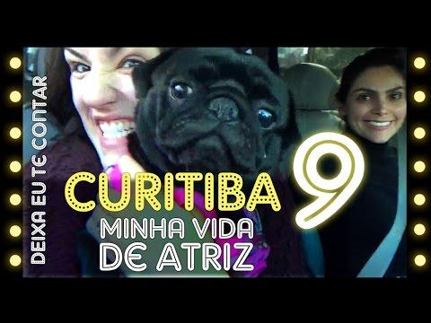 5inco Minutos - Minha Vida de Atriz #09 (Sessão Curitiba e Ponta Grossa)