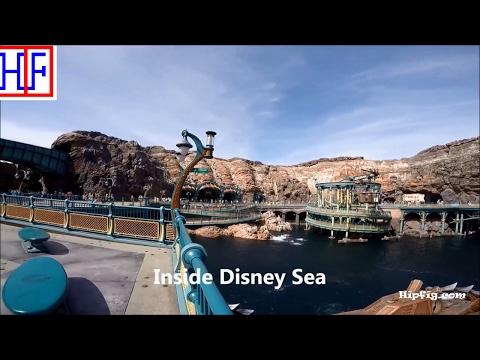 Tokyo | Disney Resort - Disneyland & Disney Sea | Travel Guide | Episode# 6