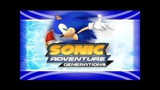 Sonic Adventure Generations DX (Final Version) :: Returning Gameplay (720p/60fps)