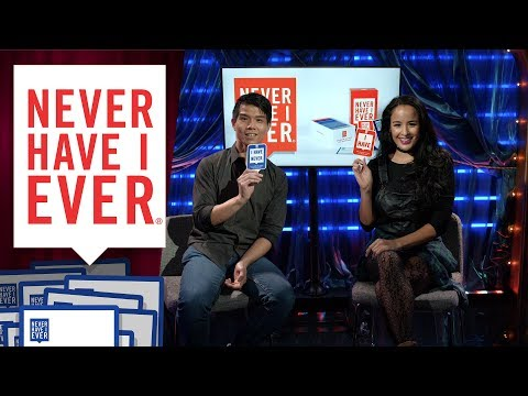 NEVER HAVE I EVER: Telly Leung and Courtney Reed of ALADDIN